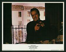The Last Run 1971 original 11x14 lobby card George C. Scott MGM Crime Drama