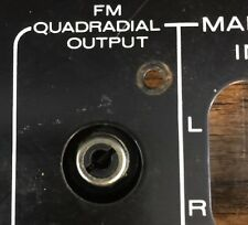 Marantz FM Quadradial Output Terminal Original from 2252 No Damage YT02010130