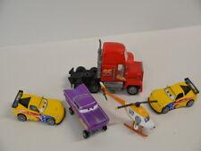 7 ) Disney Pixar Cars  Set - 5  Cars Autos / Auto LKW - aus Metall