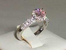 Engagement Cluster Handmade Fine Rings