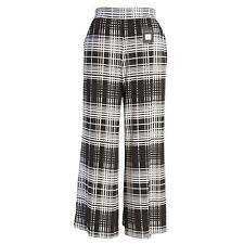 Lane Bryant Women's Black & White Plaid Simply Chic Pant Size 14/16