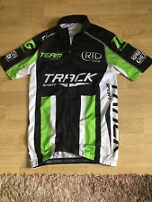 Crane Track Sport Team Cycles Cycling Jersey Shirt Top Size Small