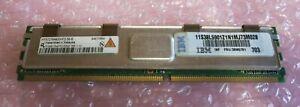 Infineon HYS72T64400HFD-3S-B 39M5781 512MB PC2-5300 DDR2 ECC CL5 240P Memory