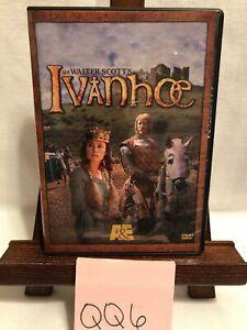 Ivanhoe DVD Sir Walter Scott 1997 - VOLUME 1 - RARE BBC A&E - Region 1 US