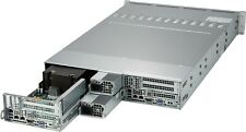 2U опознавательных знаков Supermicro 2 узел сервер 6028TR-DTR X10DRT-H Ea: 2x E5-2690 V3 128 ГБ Ram