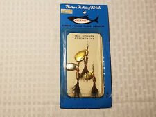 Vintage Victory Bucktail Spinnerbait 3-Pack, Nos, Brand New