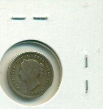 CAP Canada 5 cents 1898 VG