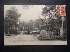 CPSM 1919 ARCACHON ROND POINT DES ABATILLES