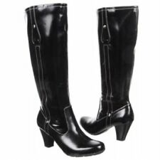 Naturalizer Jaylyn Wide Calf Black Knee High Boot 6-1/2 6.5 Med NEW w Box $89.99