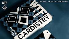 WTF Cardistry Spelling Deck Playing Cards by De'vo vom Schattenreich & Handlordz