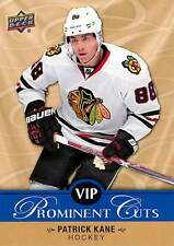 Patrick Kane VIP-5 2017 Upper Deck National Convention Prominent Cuts VIP