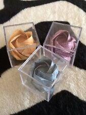 """Fabulous Handmade Origami """"Kawasaki"""" Rose Inside Acrylic Box"""