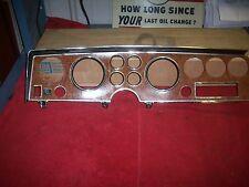 1973 Pontiac Grand Am Grand Prix NOS Instrument Panel Bezel in Original GM Box