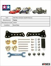 Mini 4wd SIDE MASS DAMPER SET (FOR AR CHASSIS) Tamiya 15459 New Nuovo