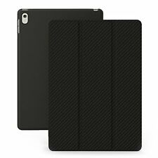 Cover iPad PRO 9.7 FIBRA DI CARBONIO - KHOMO® Custodia Smart per Tablet Apple
