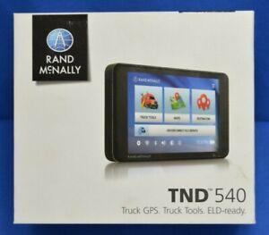 Rand McNally TND540 Truck GPS
