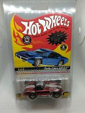 Hot Wheels RLC Shelby Cobra 427 S/C 2007 Red 2071/7500