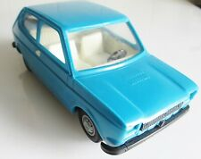 VINTAGE FIAT 127 PLASTIC MODEL CAR 1:20 GERMAN 1980s Top Four Boxed RARE classic