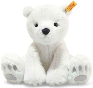 Steiff 62636 Original Polar Bear Soft Lasse, Toy Approx. 28 cm