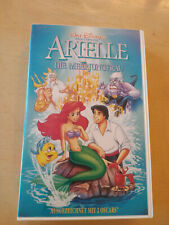 VHS Video, Disney Arielle die Meerjungfrau, 0913/25, Deutsch