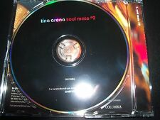Tina Arena Soul Mate Number # 9 Rare Australian Promo CD Single - Like New