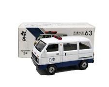 1:50 DAIHATSU Hijet Police Vehicle #63 Diecast Model Car