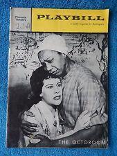 The Octoroon - Phoenix Theatre Playbill - February 13th, 1961 - Bette Henritze