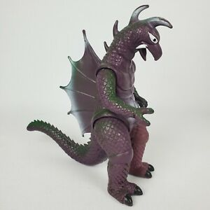 "Vintage Bootleg Godzilla Gigan Figure 9"" Kaiju Monster Art"
