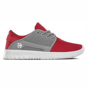 Etnies Kids Scout Trainers - UK 10 - Now Only £14.99