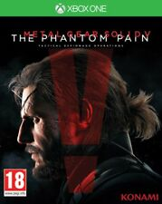 Metal Gear Solid V The Phantom Pain XBOXONE - totalmente in italiano