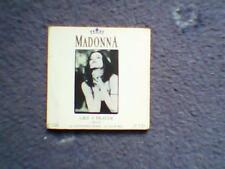 """madonna like a prayer /remix rare 3 track 3"""" cd"""
