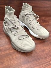 ADIDAS Men's Crazy Explosive 2017 Basketball Sneaker BY4471 Trace Khaki Size 7.5