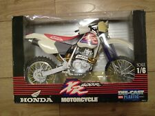 NEW-RAY HONDA XR400R 1:6 DIE CAST 726533