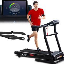 Sportstech F26 Profi Elektrisches Laufband 16 km/h Klappbar Cardiotrainer 16km/h