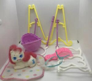Vintage My Little Pony My Pretty Kitty Tee Hee Mattel NICE! Read
