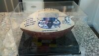 """Emmitt Smith """"RUN WITH HISTORY""""   Football. Limited Edition-Certification"""