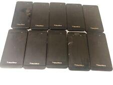 LOT OF 10  USED BlackBerry Z10 - 16GB - Black (Unlocked) Smartphone