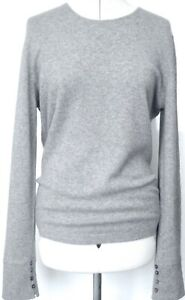 ⚜ MALO ⚜100% KASCHMIR CASHMERE LUXUS-PULLOVER 🚭 L 42 •ULTRAWEICH• Made in ITALY