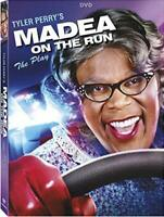 Tyler Perry's Madea On The Run Play (dvd) New Free Shipping