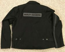 Authentic Harley-Davidson Official Prototype Canvas Jacket (Sample)