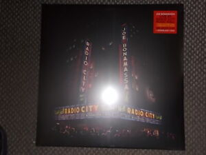 Joe Bonamassa - Live At Radio City Music Hall   VINYL   2LPs  180gr. NEU  (2015)