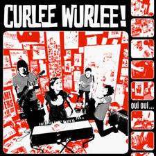 CURLEE WURLEE Oui Oui LP . king khan holly golightly masonics lyres headcoats