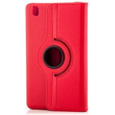 Funda Samsung Galaxy Tab pro 8.4 protección, funda protectora, funda, estuche, 360 ° bolsa rojo