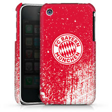 Apple iPhone 3Gs Premium Case Cover - Splatter Rot - FCB
