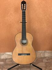 Yamaha CG122MC Classical Nylon String Guitar With Pick Up