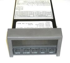 Omega Dp25-S Digital strain gage panel meter, 115 Vac power
