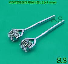 WARTENBERG PINWHEEL  5 & 7 wheel