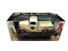 1937 Ford Pickup 1:24 Hen & Rooster Limited Edition (1 of 5,000) NEW Commerative