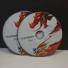 Guild Wars 2 (PC, 2012) DISCS ONLY