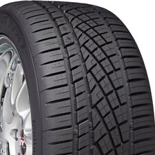 2 NEW 275/40-20 CONTINENTAL EXTREME CONTACT DWS06 40R R20 TIRES 32248